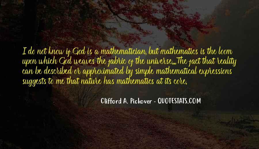 Clifford Pickover Quotes #1519133