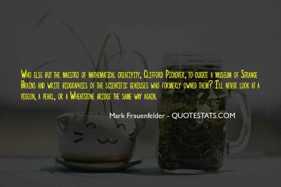 Clifford Pickover Quotes #1690179