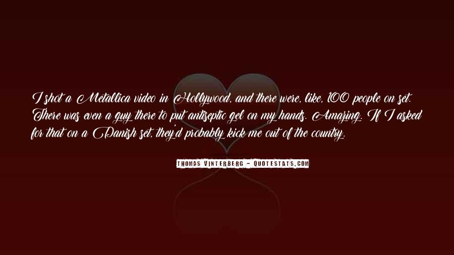 Clinton Baptiste Quotes #12650
