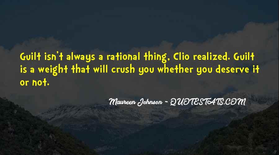 Clio Quotes #217801