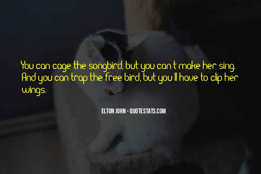 Clip Wings Quotes #1129013