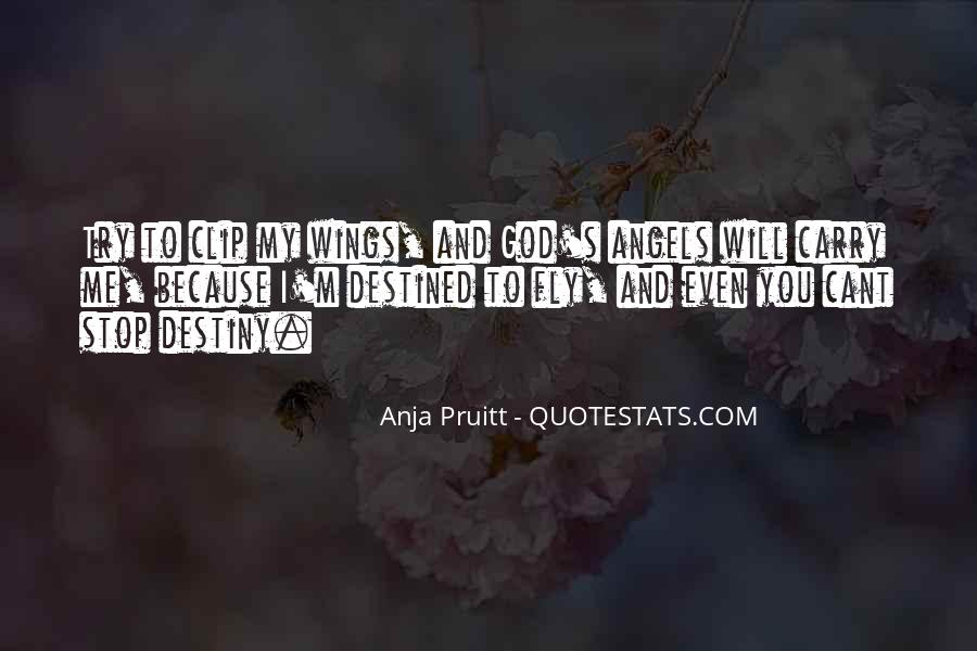 Clip Wings Quotes #253352