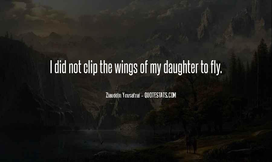 Clip Wings Quotes #254380