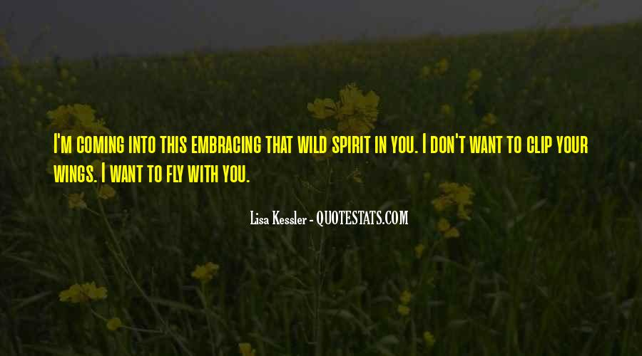 Clip Wings Quotes #557029