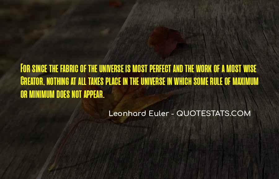 Quotes About Leonhard #835339