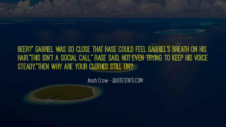 Close Call Quotes #1138124