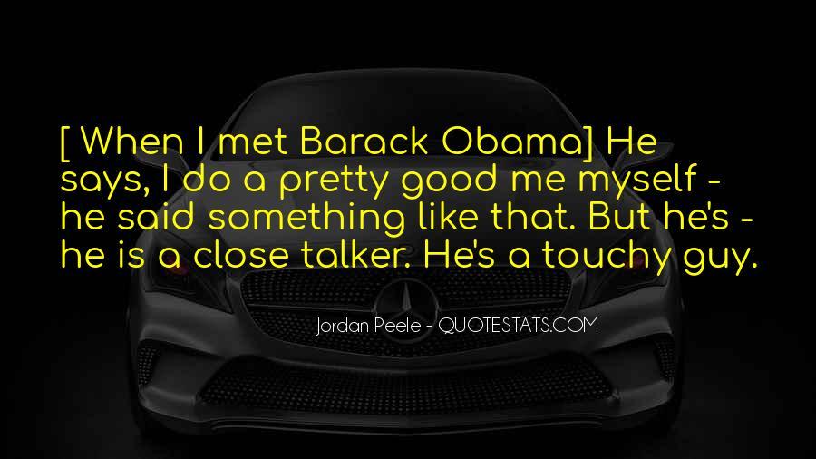 Close Talker Quotes #1568414