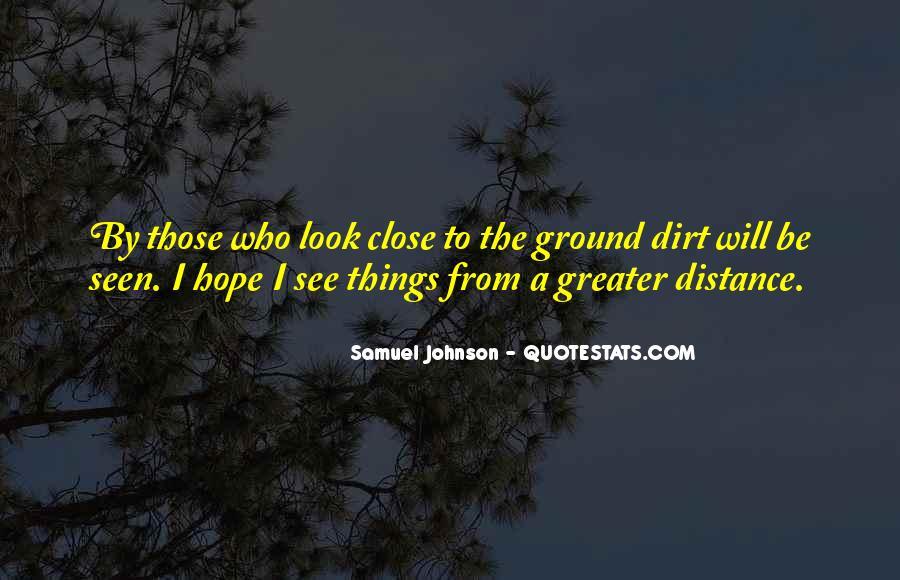 Close Yet So Far Quotes #1898