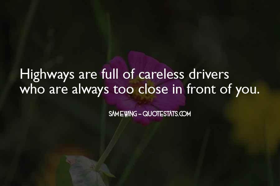 Close Yet So Far Quotes #4875
