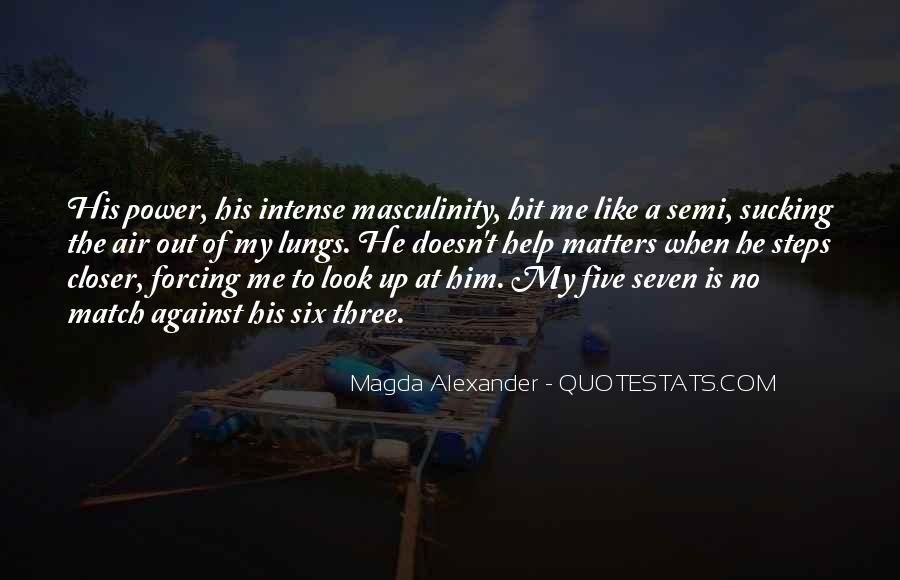 Closer To Me Quotes #334945