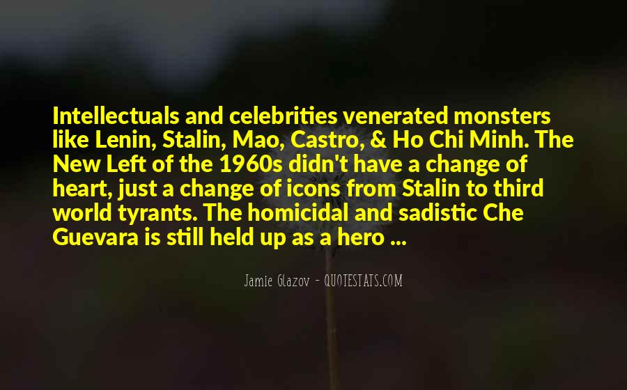 Quotes About Lenin And Stalin #1216450