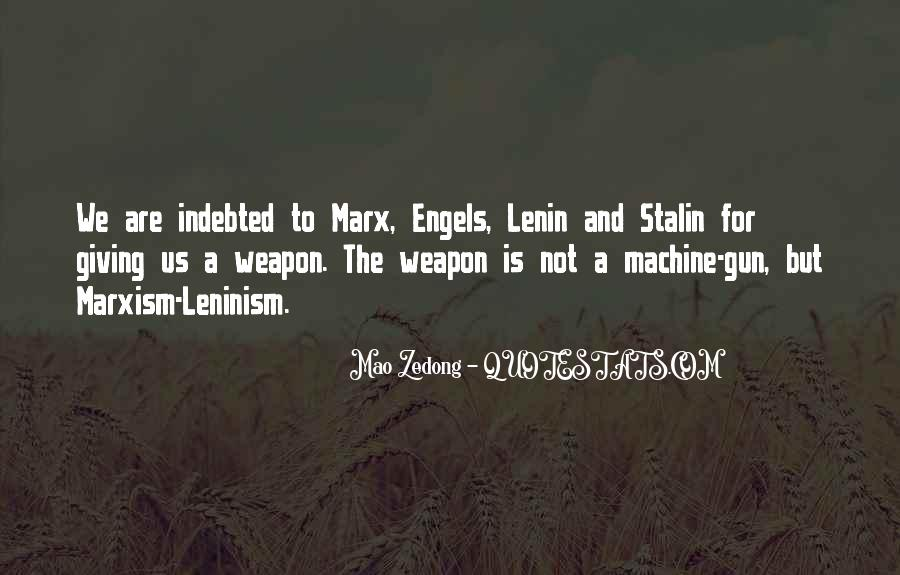 Quotes About Lenin And Stalin #1786333