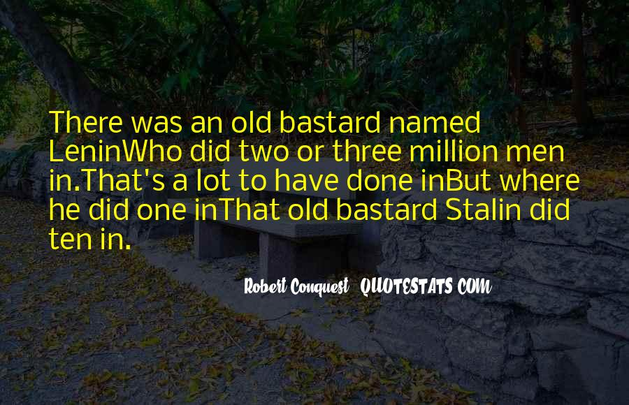 Quotes About Lenin And Stalin #257458