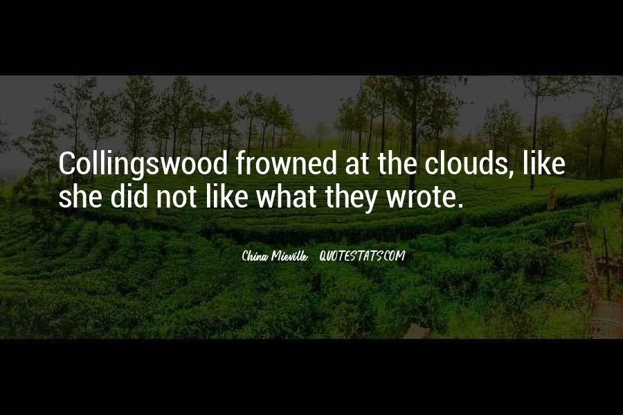 Cloud Cover Quotes #1163286