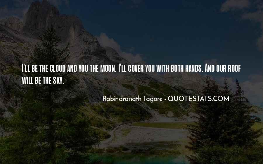 Cloud Cover Quotes #1501974