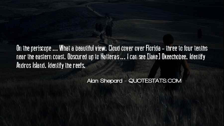 Cloud Cover Quotes #512682
