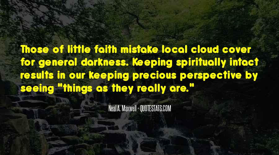 Cloud Cover Quotes #527461