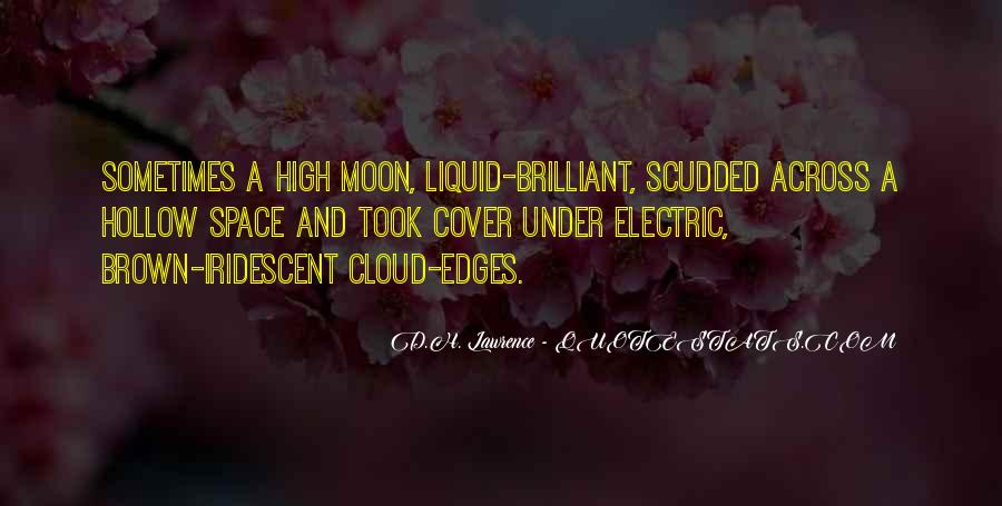 Cloud Cover Quotes #6405