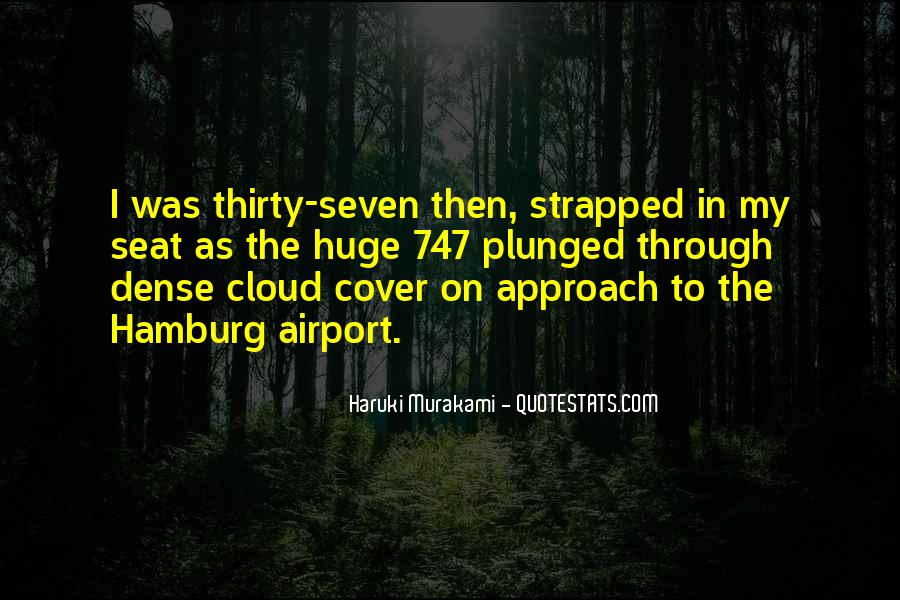 Cloud Cover Quotes #902931