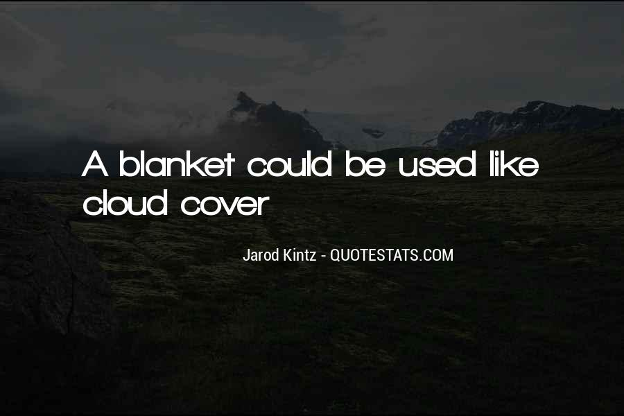 Cloud Cover Quotes #909036