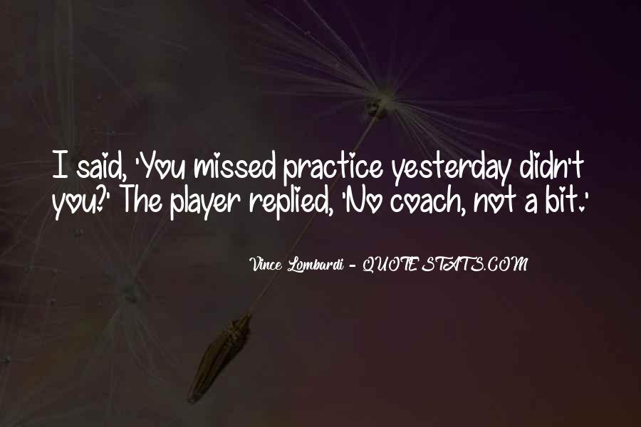 Coach Jae Quotes #10464