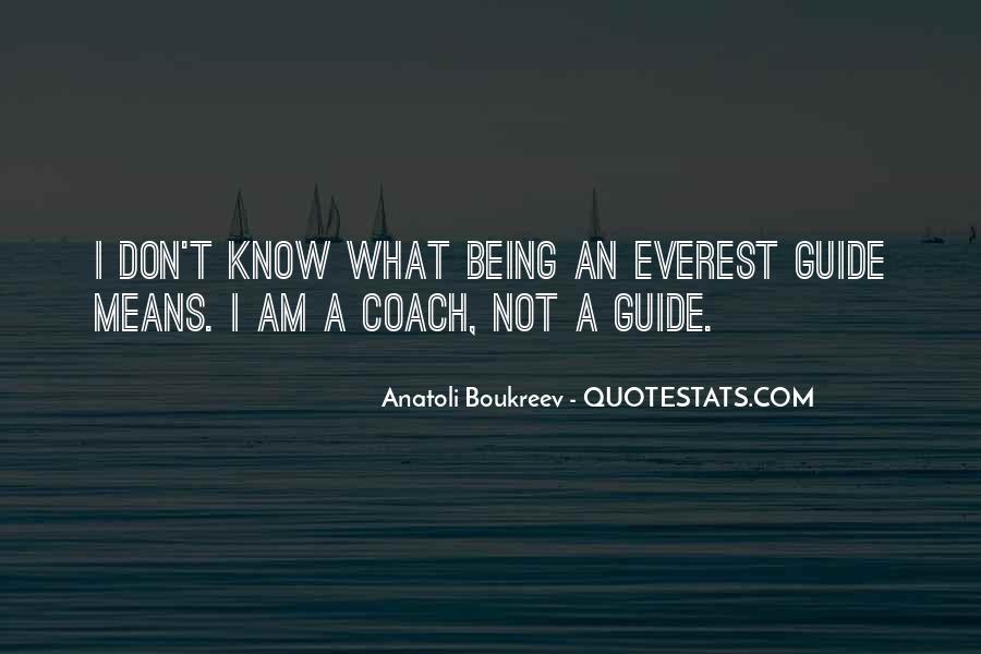 Coach Jae Quotes #105776