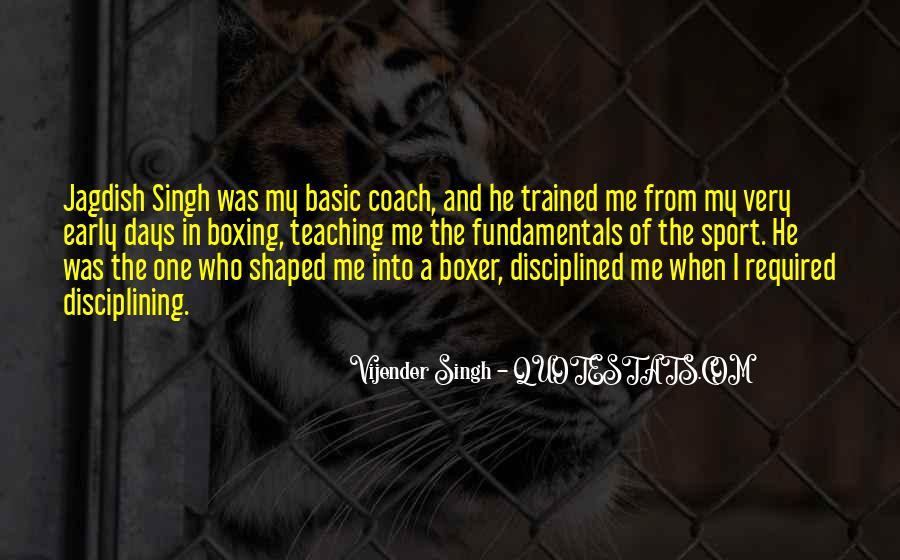 Coach Jae Quotes #115117