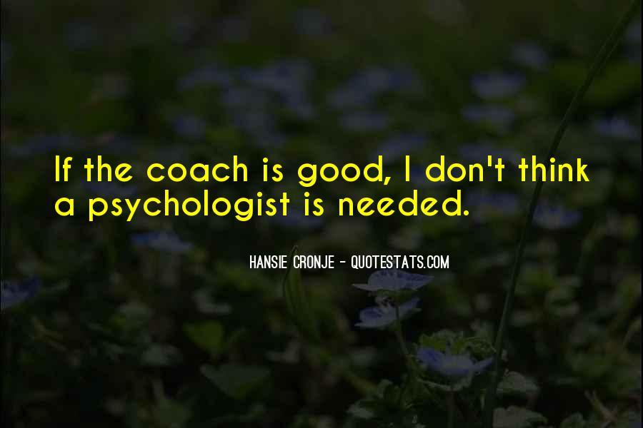 Coach Jae Quotes #116155