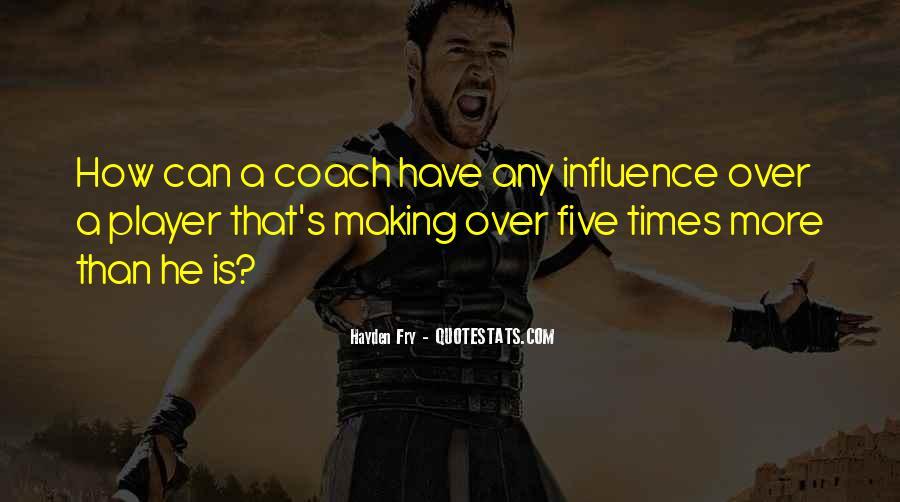 Coach Jae Quotes #14005