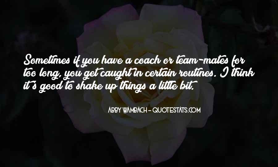 Coach Jae Quotes #140544