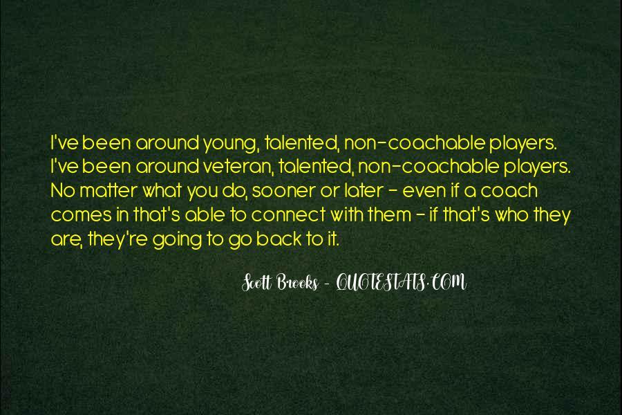 Coach Jae Quotes #21247