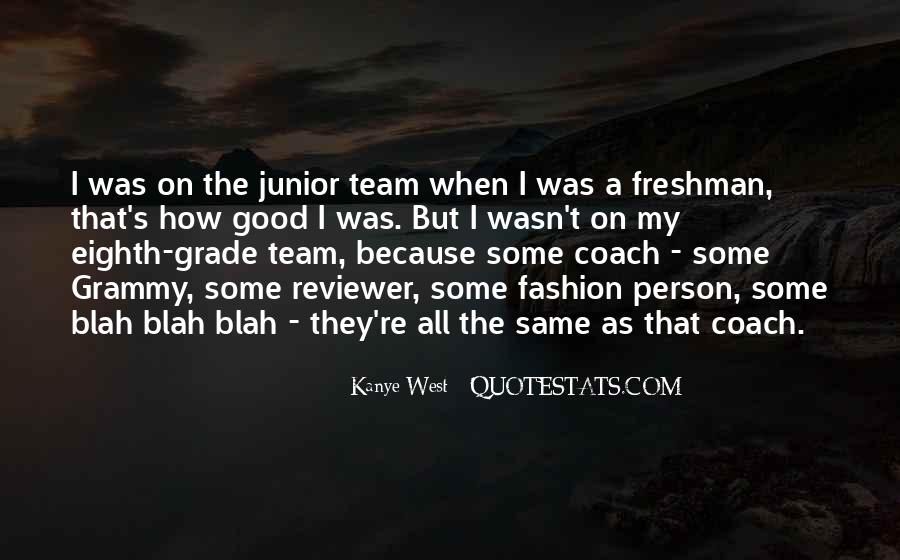 Coach Jae Quotes #47212