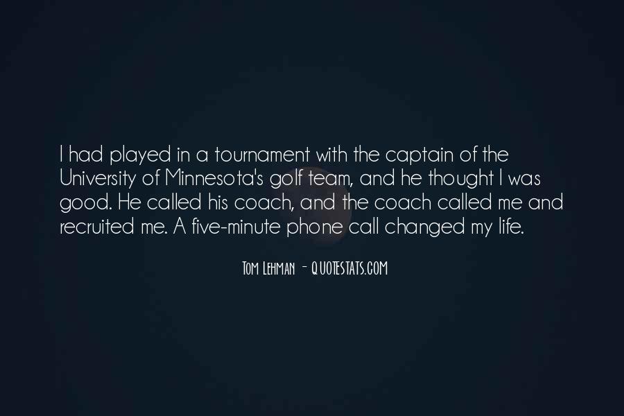 Coach Jae Quotes #76682