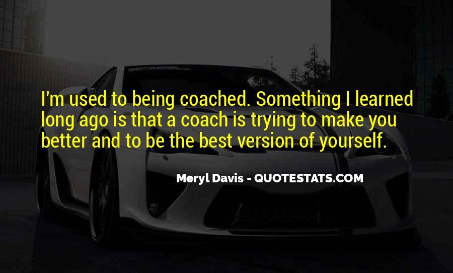 Coach Jae Quotes #79123
