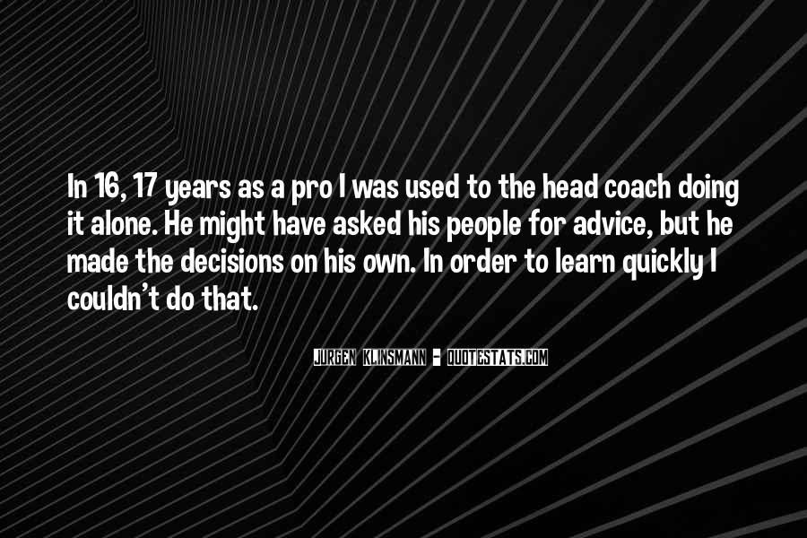 Coach Jae Quotes #9040