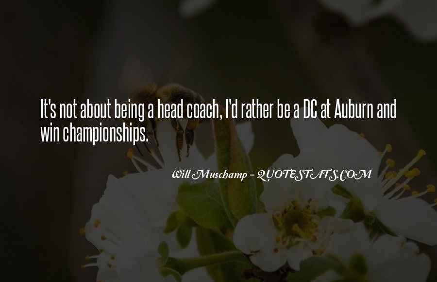 Coach Jae Quotes #97722