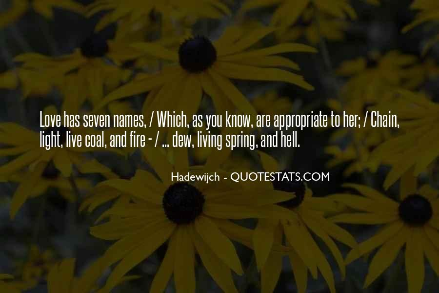 Coal Fire Quotes #286013
