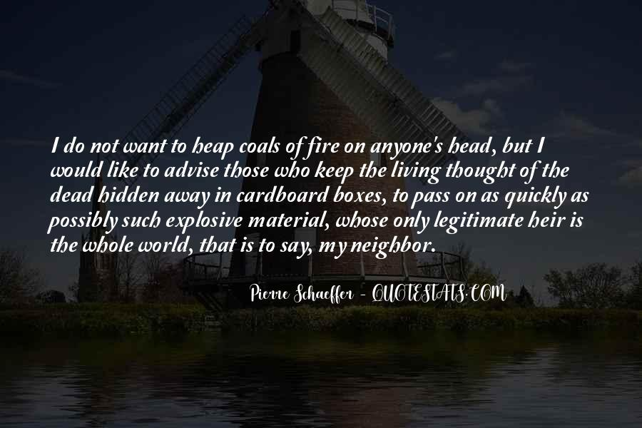 Coal Fire Quotes #378801