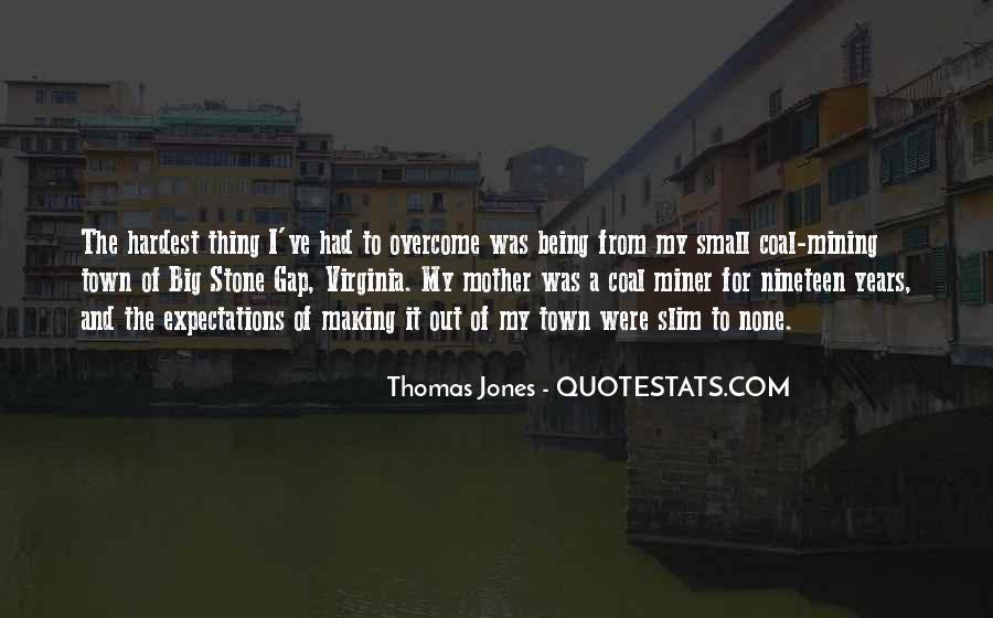 Coal Miner Quotes #1115162