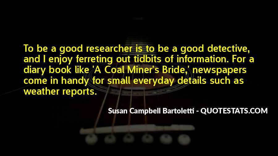 Coal Miner Quotes #1275717