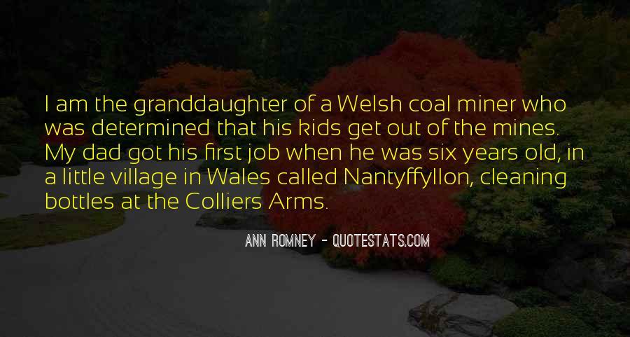 Coal Miner Quotes #1525401