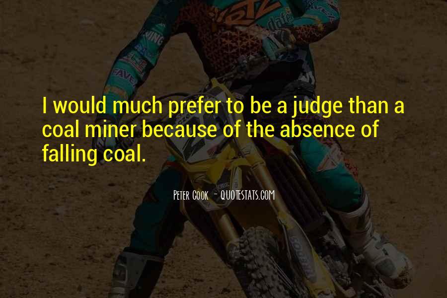 Coal Miner Quotes #287807