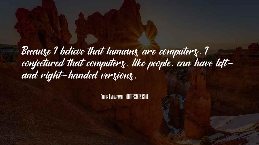 Quotes About Left Handed People #755586