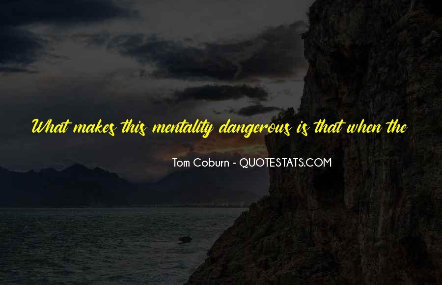 Coburn Quotes #1201917