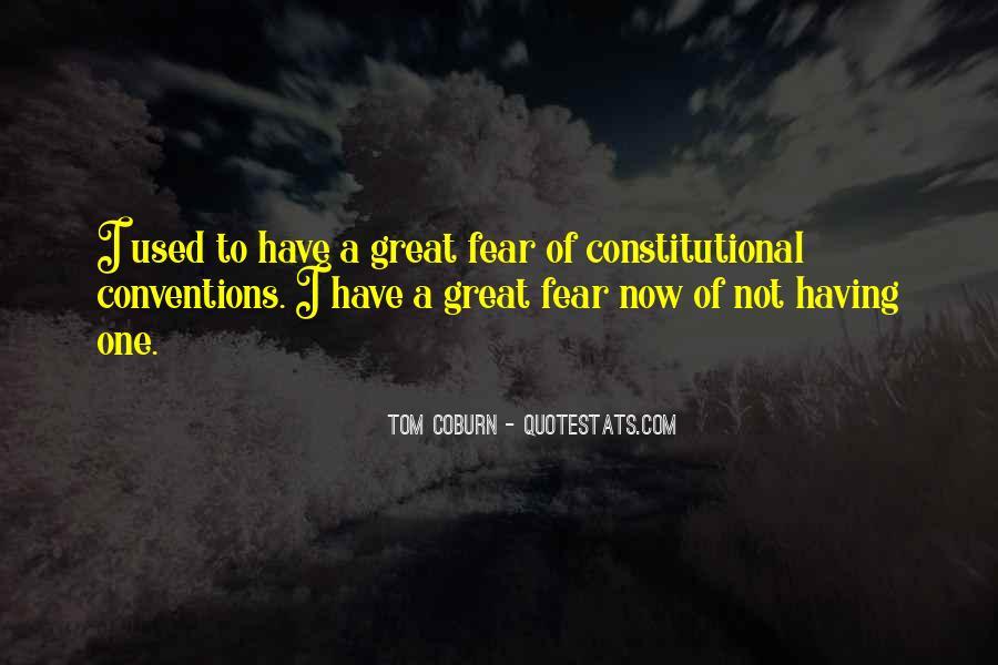 Coburn Quotes #1424205