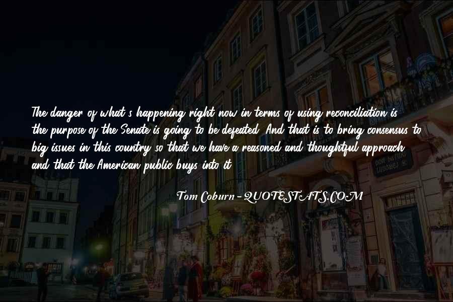 Coburn Quotes #1440710