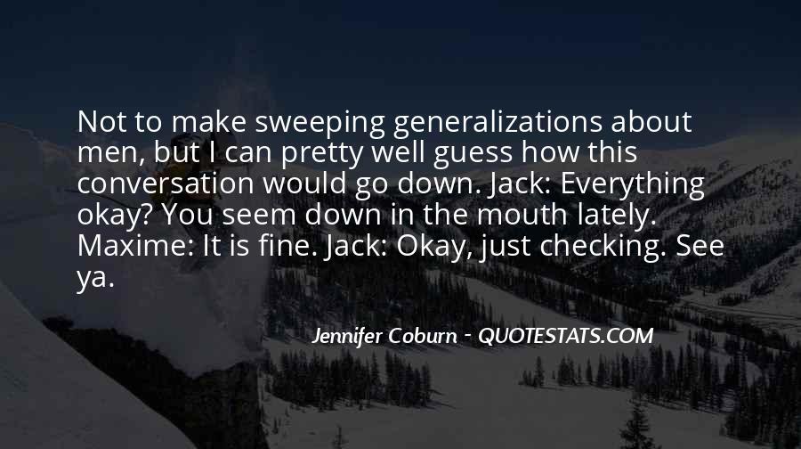 Coburn Quotes #1440936