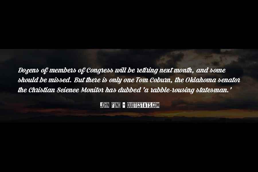Coburn Quotes #1484512