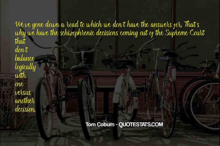 Coburn Quotes #257997