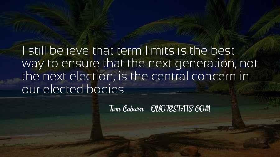 Coburn Quotes #386064